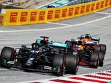 Mercedes F1 team made 'solid step forward' with gearbox issue