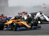 Norris happy to see Russell making F1 impact with improved Williams