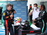 Verstappen dismissive of suggestion Hamilton should join Red Bull