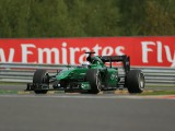 Lotterer 'Pleased' with First Day on track with Caterham
