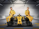Renault goes retro for 2016 livery