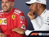 Hamilton praised for Vettel support