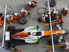 Force India says issues hid pace