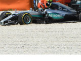 Merc crash 'a defining moment'