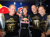 Horner: Bonuses boosted Red Bull's costs in 2010