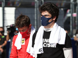 Stroll: 'Ridiculous' that Leclerc wasn't penalised for Sochi crash