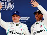 Story of qualifying: Mercedes back on top at F1's aero track