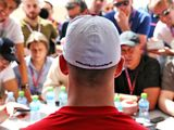 Schumi Jr admits F1 isn't 'realistic' option yet