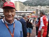 Hamilton excused media duties in Monaco following Lauda's death