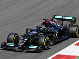 """Hamilton bemoans """"poor"""" and """"messy"""" qualifying for missing out on 100th F1 pole"""