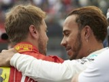 Hamilton: Vettel under huge pressure at Ferrari
