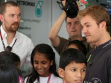 Rosberg: F1 is not boring