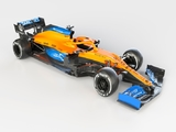 McLaren F1 Team launch their new car for 2020 – the MCL35