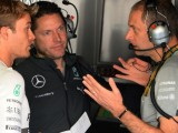 Watson: Rosberg to gain from new radio rules