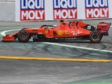 Vettel hopes 'daring' set-up with reverse deficit to Mercedes
