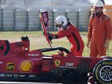 Ferrari engine issue 'not a cause for concern'