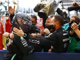 Hamilton takes no credit for 'amazing' Mercedes decision
