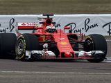 Ferrari completes first laps of 2017 at Fiorano