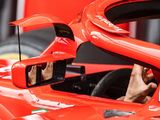 Ferrari mounts mirrors to Halo of its F1 car