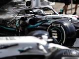 Mercedes reveal special white F1 car livery for German GP