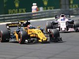 "Nico Hulkenberg: ""It was a frustrating race"""