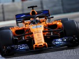Sainz: No extra pressure replacing Alonso at McLaren