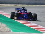 "Kyvat: Toro Rosso had a ""productive day"" during testing in Barcelona"