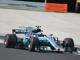 "Valtteri Bottas: ""I was not quite happy with the balance of the car"""