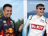"""Russell """"a little bit jealous"""" of friends driving at top teams"""