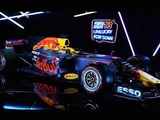 Red Bull show off RB13