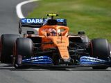 "Lando Norris: ""It's a great result, especially here at my home race"""
