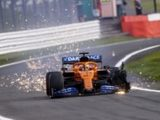 Sainz 'lost for words' losing P4 after last-lap tyre failure