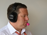 Brown: F1 teams need to support Liberty Media