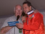 PIC FROM PAST: Murray Walker bows out