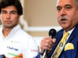 Mallya: Perez earned drive