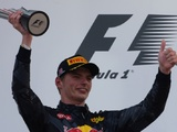 Max Verstappen thanks Crash.net readers for accolade