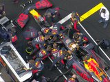 Red Bull repaired car four times faster than normal