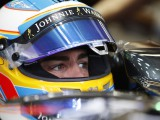 Alonso 'pretty happy' after 104 trouble-free laps