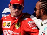 Leclerc holds off Hamilton for first F1 win