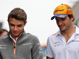 McLaren: Sainz and Norris still our future