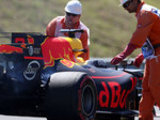 Max sorry for Ricciardo crash