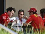Ferrari F1 team saddened to lose level of support from former CEO Camilleri