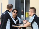 Perez caught off guard by Hulkenberg departure