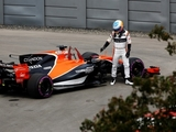 'We are used to it' - Alonso on stoppage