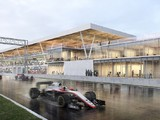 New F1 Canadian GP pits and race control buildings unveiled