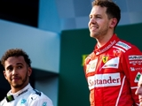 Vettel, Hamilton relishing potential title fight