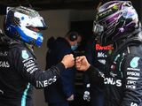Bottas on pole, Red Bull closing in, Hulk back in action