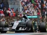 Rosberg controls Brazilian Grand Prix to victory
