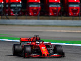 Ferrari with PU components in Germany - Technical news