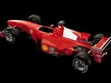 The Ferrari that started the Schumacher F1-dominance era